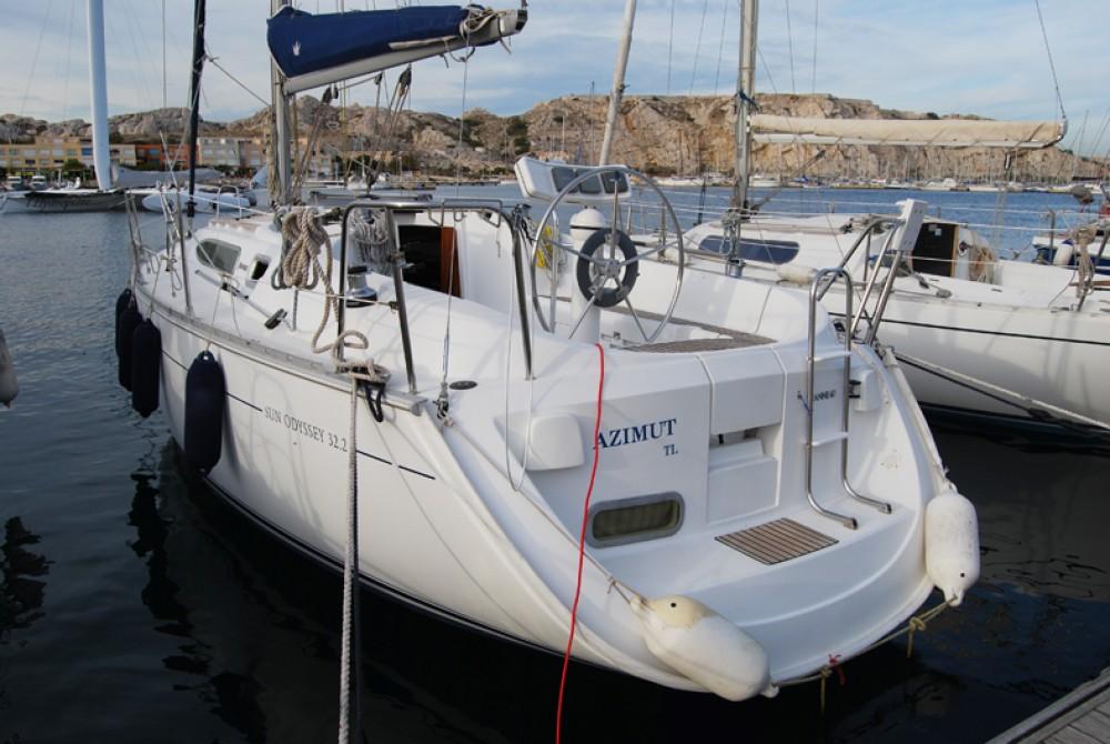 Alquiler de barcos Jeanneau Sun Odyssey 32.2 en en Samboat