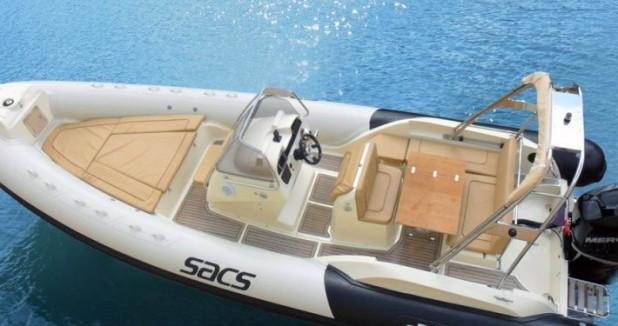 Alquiler de yate La Ciotat - Sacs 7.80 en SamBoat