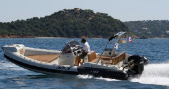 Alquiler de barcos La Ciotat barato de 7.80