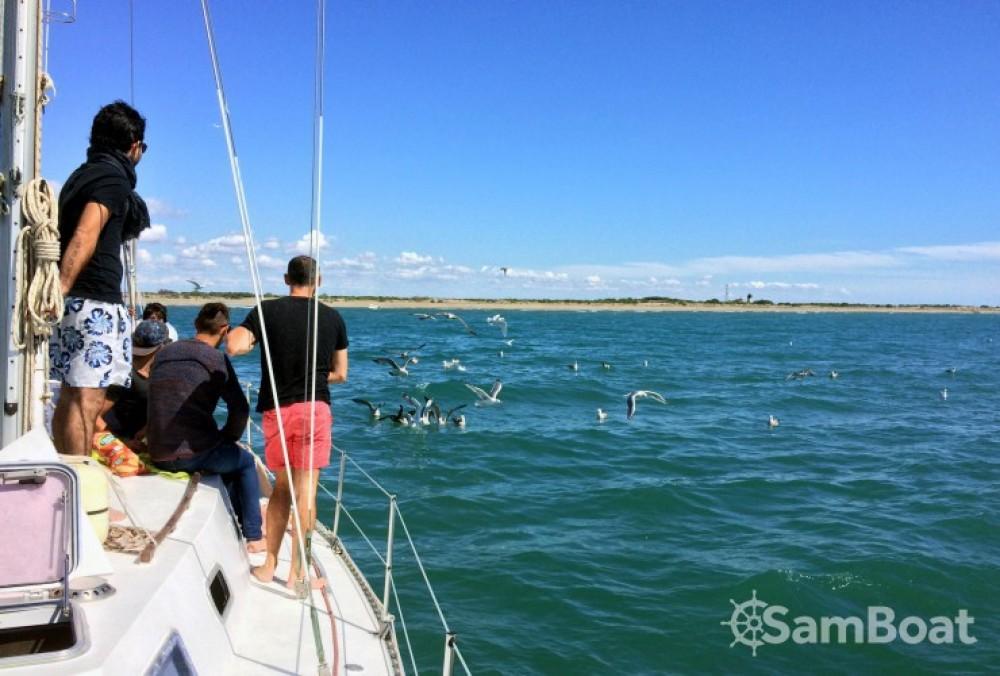 Alquiler de barcos Freedom 12 metres enLe Grau-du-Roi en Samboat