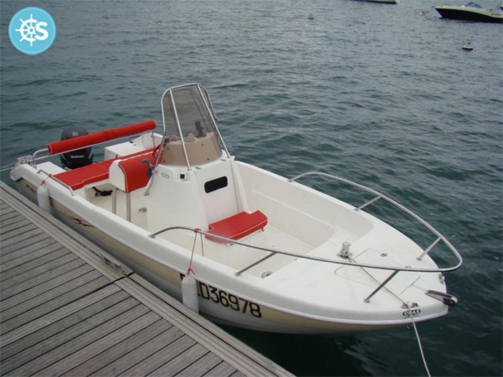 Alquiler de barcos Pro Marine Belone 550 Open enLa Trinité-sur-Mer en Samboat