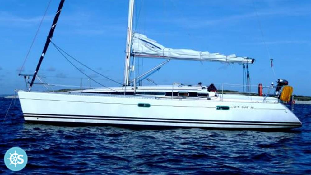 Alquiler de barcos Jeanneau Sun Fast 36 enLarmor-Plage en Samboat
