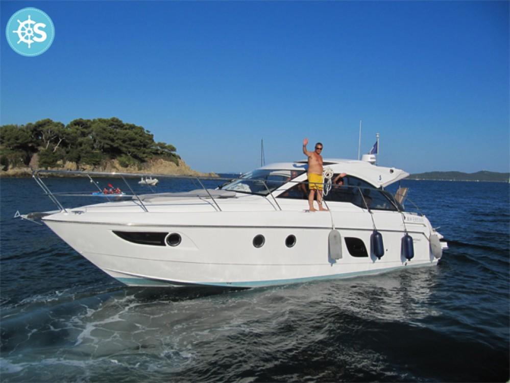Alquiler de barcos Sausset-les-Pins barato de Flyer Gran Turismo 38