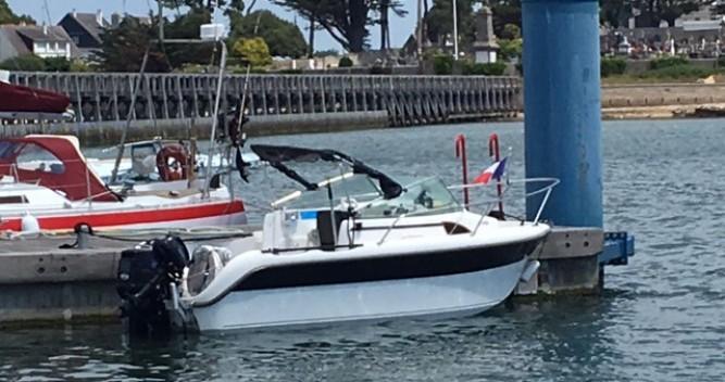 Alquiler de barcos Ocqueteau 500 enLorient en Samboat