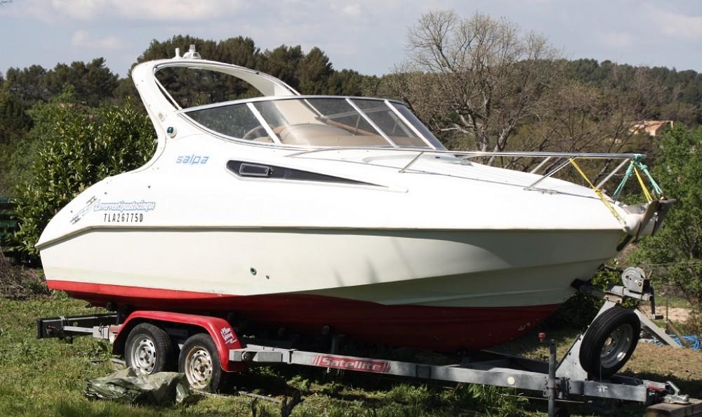 Alquiler de barcos Marsella barato de Laver 20.5