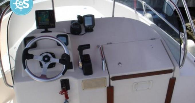 Alquiler de barcos Ocqueteau Abaco 21 enPointe-à-Pitre en Samboat