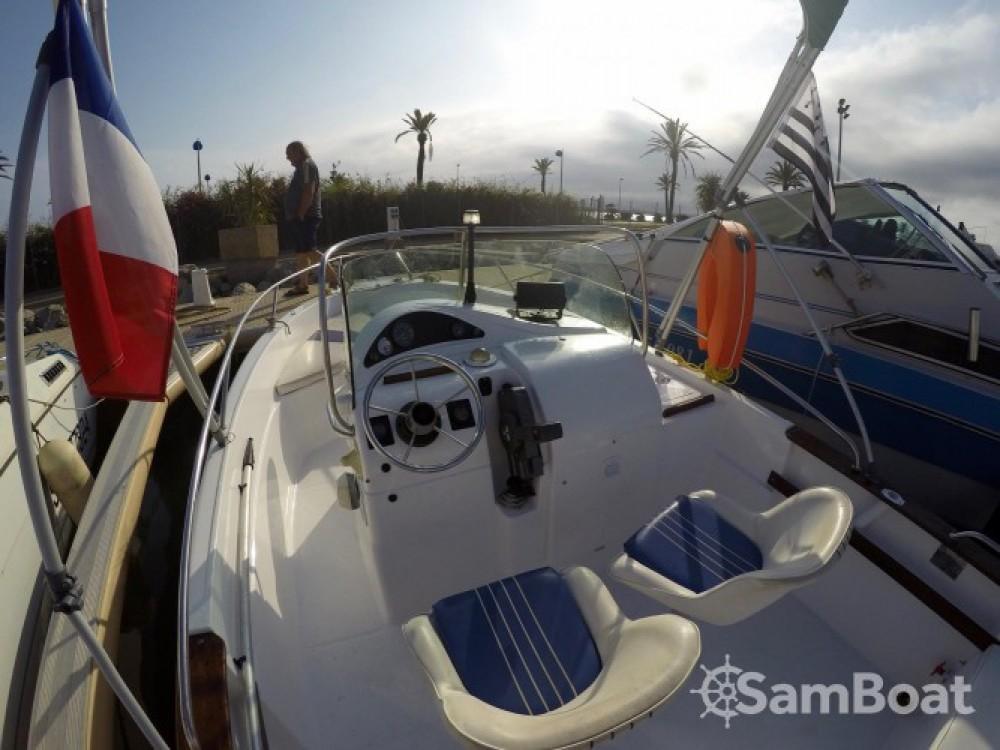 Alquiler de barcos Palavas-les-Flots barato de Cap Ferret