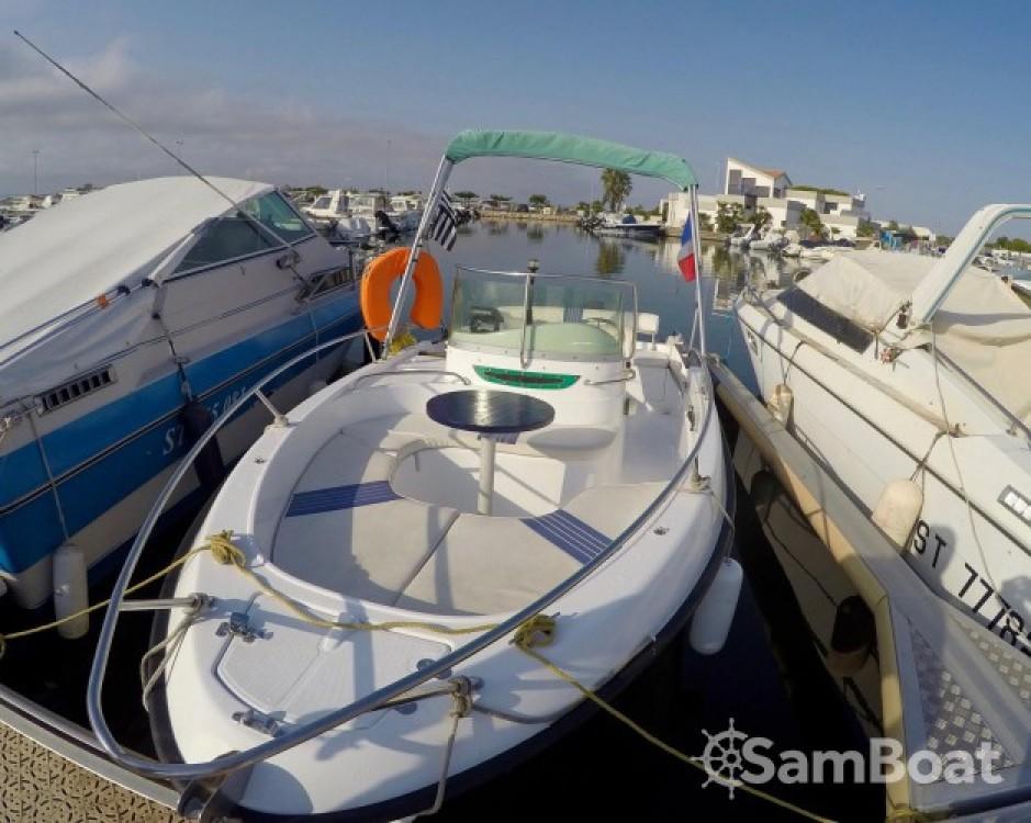 Alquiler de Lancha, con o sin patrón B2 Marine Palavas-les-Flots