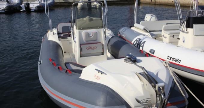 Alquiler de barcos Nuova Jolly Nuova Jolly 700 RS enHyères en Samboat
