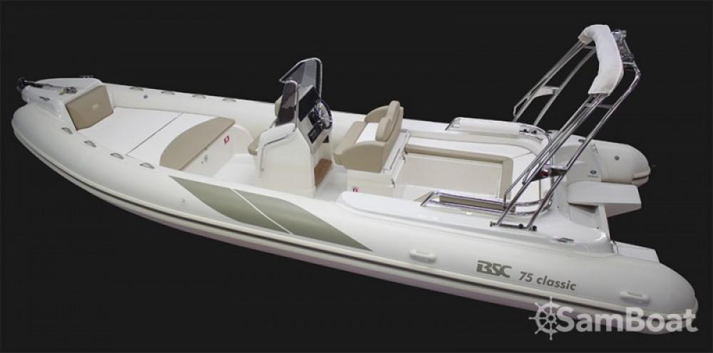 Alquiler de barcos Hyères barato de BSC 75 Classic