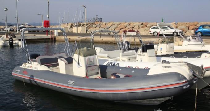 Alquiler Neumática en Hyères - Nuova Jolly Nuova Jolly 700 RS