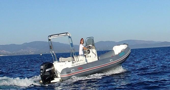 Alquiler de yate Hyères - Nuova Jolly Nuova Jolly 700 RS en SamBoat