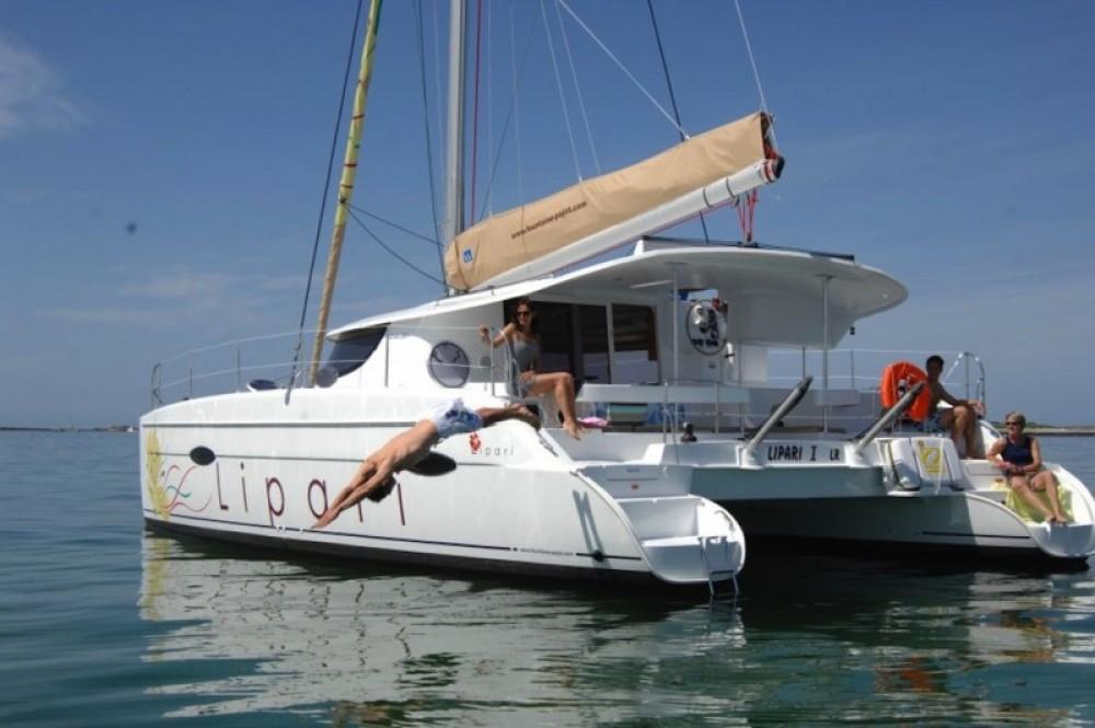 Alquiler de Catamarán, con o sin patrón Fountaine Pajot Marsella