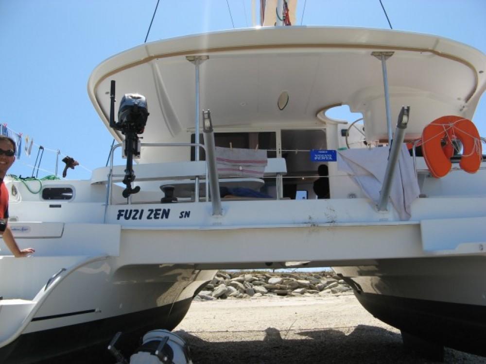 Alquiler de yate Marsella - Fountaine Pajot Lipari 41 en SamBoat