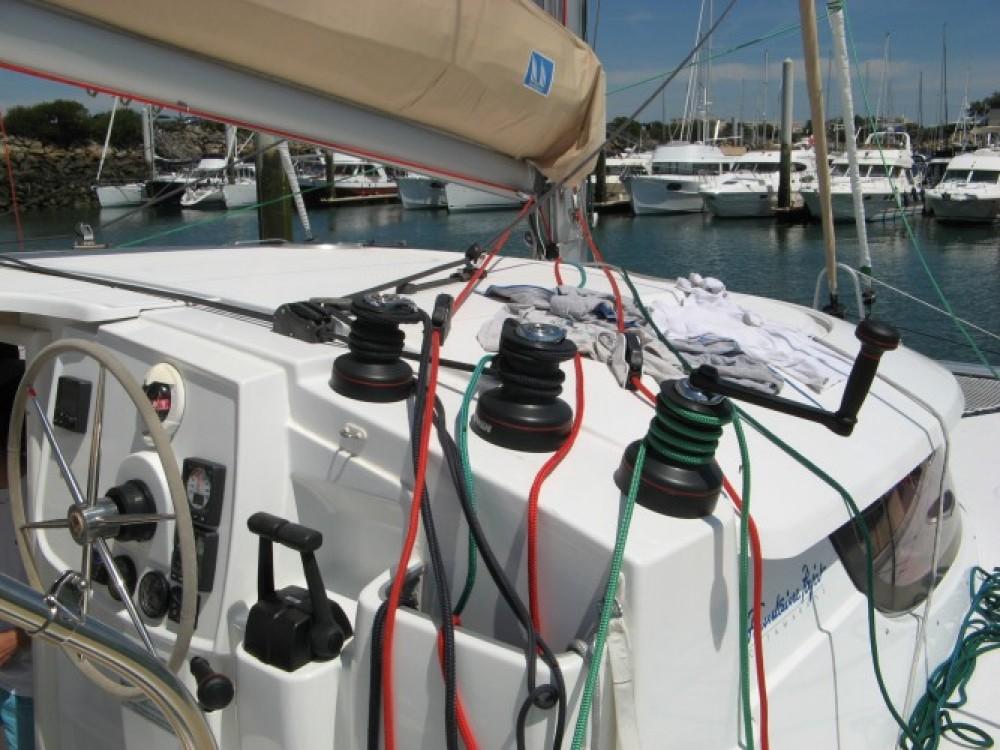 Alquiler de barcos Marsella barato de Lipari 41