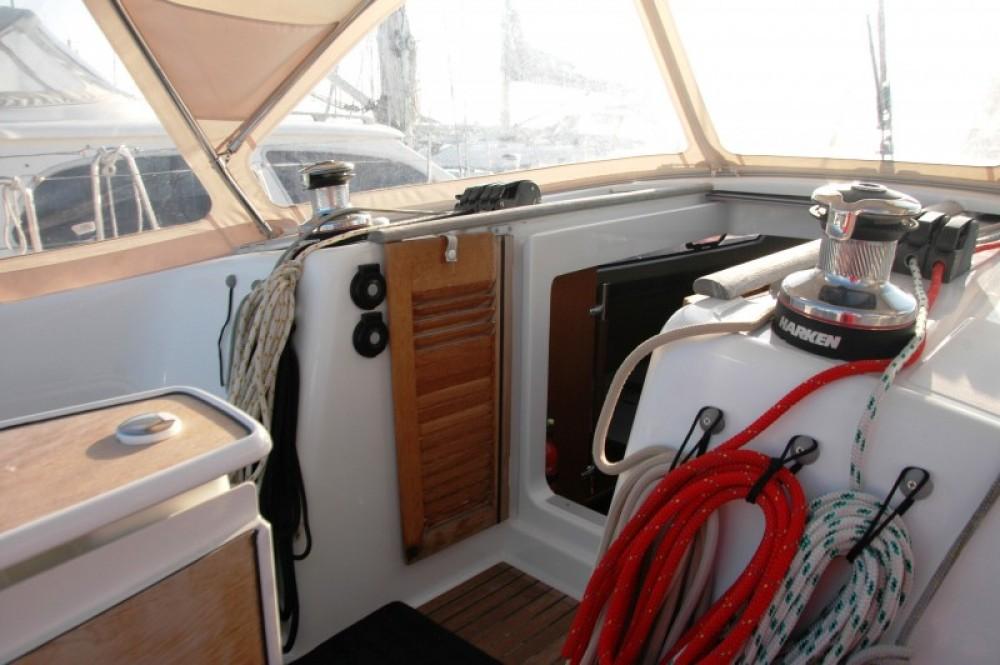 Alquiler de barcos Bénéteau Oceanis 40 enLa Ciotat en Samboat
