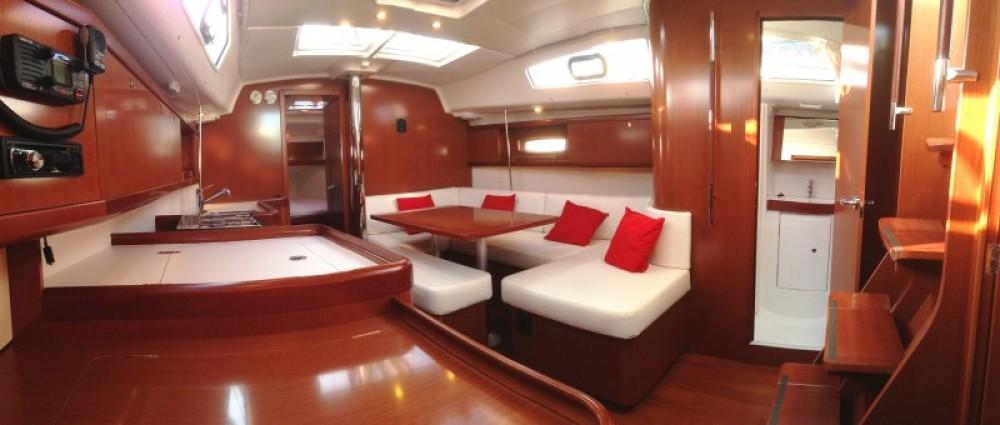Alquiler de yate La Ciotat - Bénéteau Oceanis 40 en SamBoat