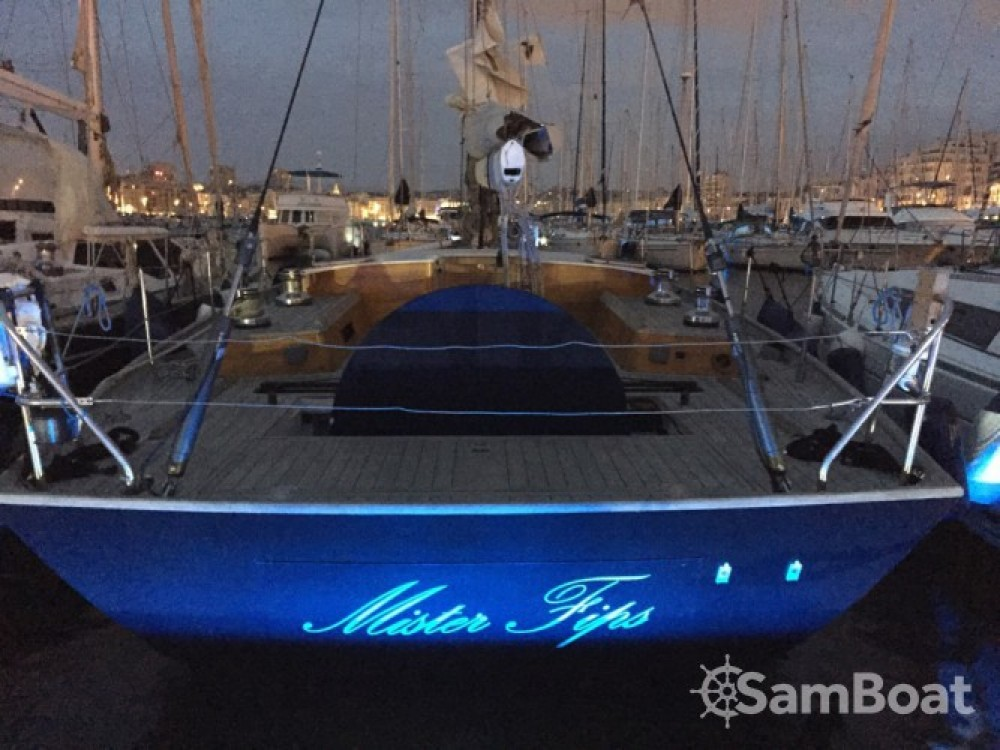 H2O Yachts Mister Fip's entre particulares y profesional Marsella