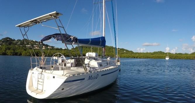 Alquiler de barcos Le Robert barato de Gib Sea 372