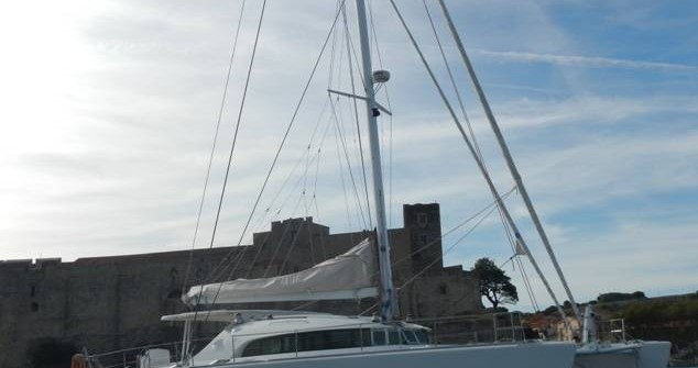 Alquiler de yate Ajaccio - Lagoon Lagoon 570 en SamBoat