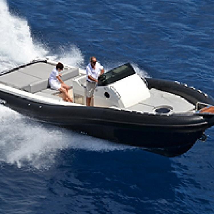 Alquiler de barcos Saint-Tropez barato de Scanner One 888