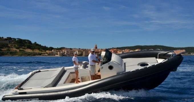 Alquiler Neumática en Saint-Tropez - Scanner Scanner One 888