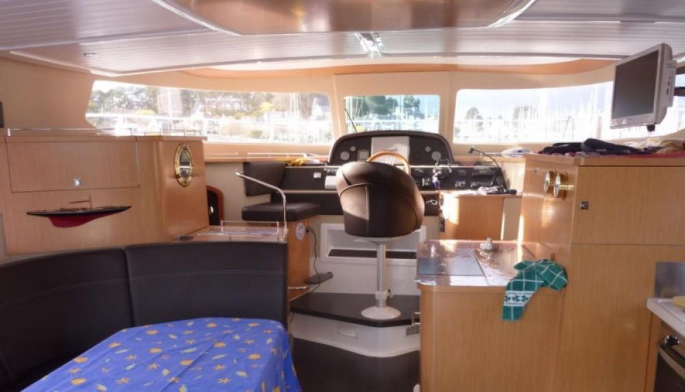 Alquiler de barcos Fountaine Pajot Summerland 40 enLa Trinité-sur-Mer en Samboat