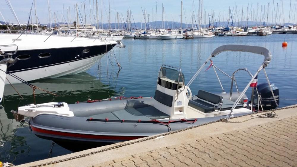 Joker Boat Coaster 650 entre particulares y profesional Hyères