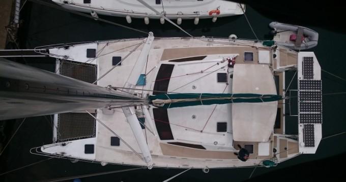 Alquiler de barcos Le Marin barato de plan carof lazzy 54