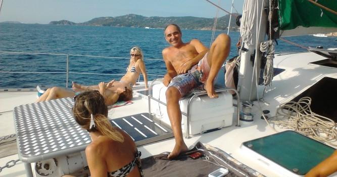 Alquiler Catamarán en Le Marin - Chantier-Du-Lez plan carof lazzy 54