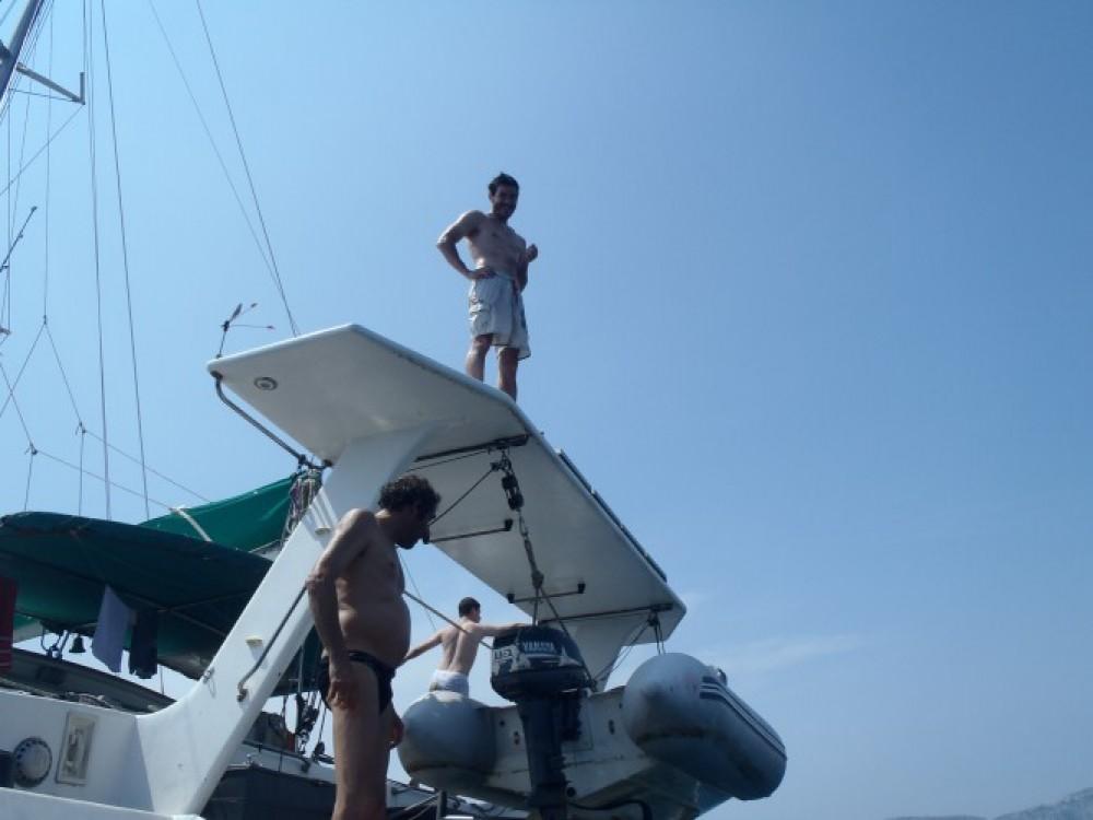 Alquiler de Catamarán, con o sin patrón Chantier-Du-Lez Martinica