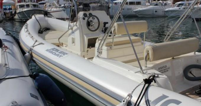 Alquiler Neumática en Hyères - Joker Boat Clubman 23