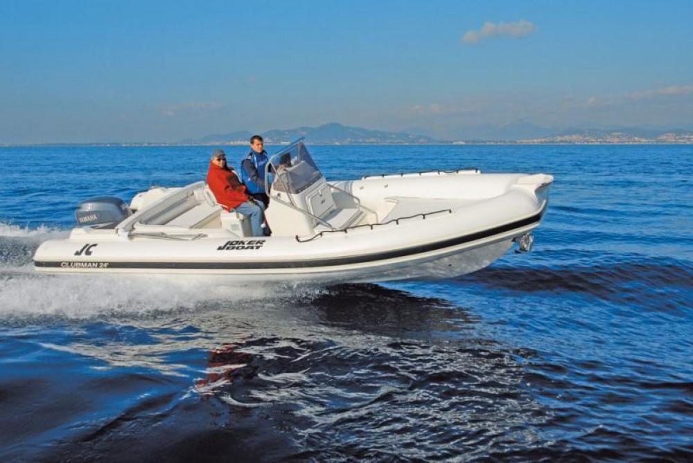 Alquiler de yate Hyères - Joker Boat Clubman 24 en SamBoat