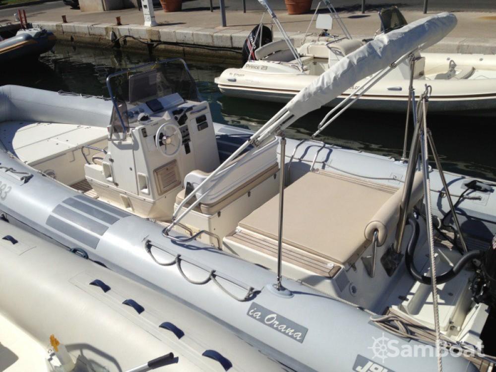 Alquiler de Joker Boat Clubman 24 en Hyères