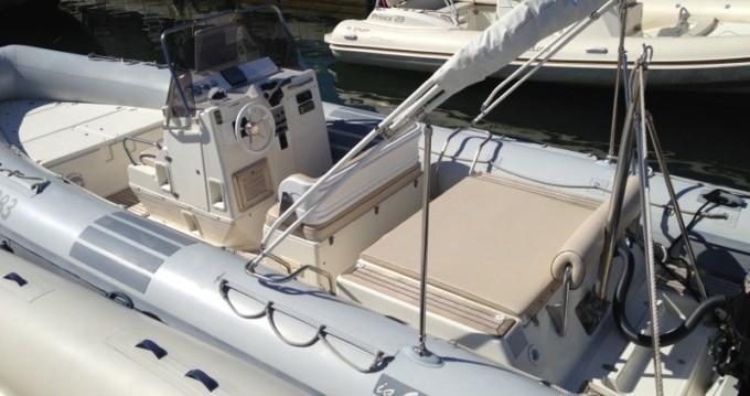 Alquiler de barcos Joker Boat Clubman 24 enHyères en Samboat