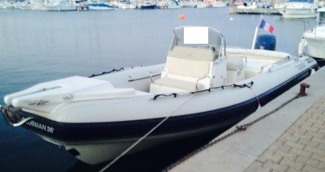 Alquiler de Neumática, con o sin patrón Joker Boat Hyères