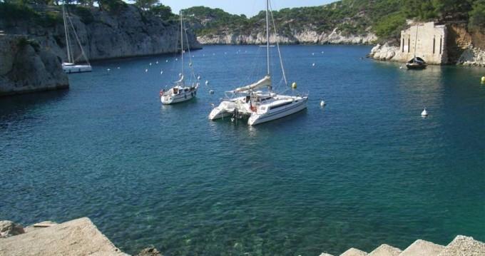 Alquiler Catamarán Edel con título de navegación