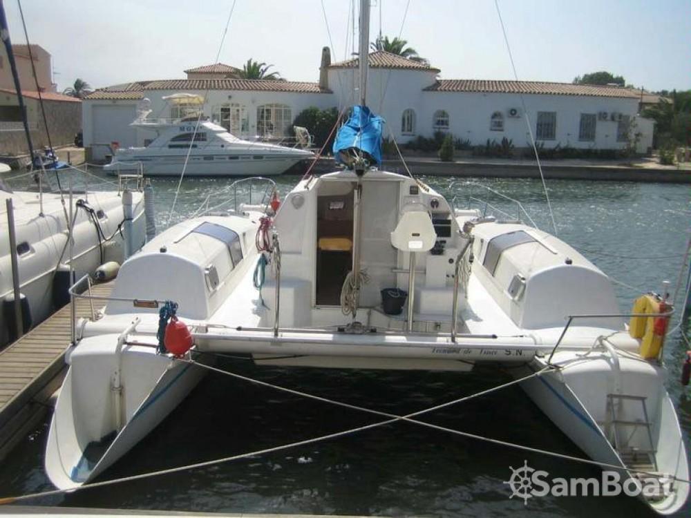 Alquiler Catamarán en Abruzos - Edel Edel Cat 35