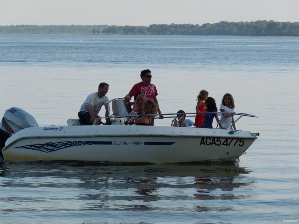Alquiler de barcos Aquamar Aquamar 17 enLacanau en Samboat