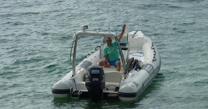 Alquiler de Neumática, con o sin patrón Joker Boat Arcachon