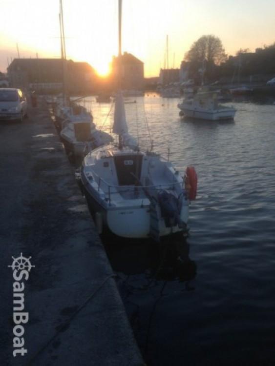 Alquiler de barcos Pont-l'Abbé barato de Flirt