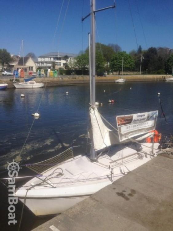 Alquiler de barcos Jeanneau Flirt enPont-l'Abbé en Samboat