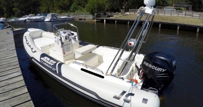 Alquiler de barcos Joker Boat Clubman 22 enArcachon en Samboat