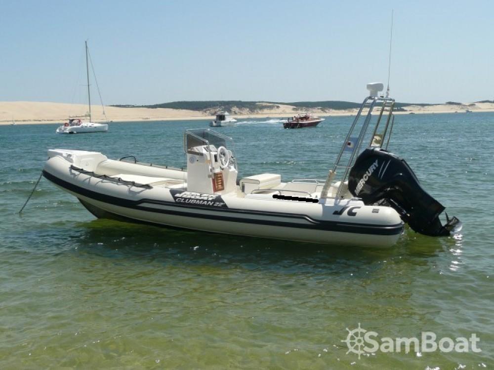 Alquiler de barcos Arcachón barato de Clubman 22