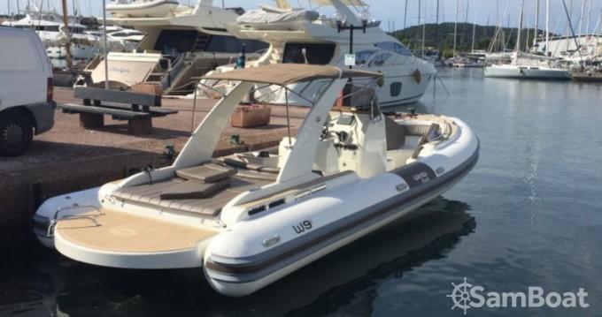 Alquiler de Wimbi Boats W9i en Cogolin