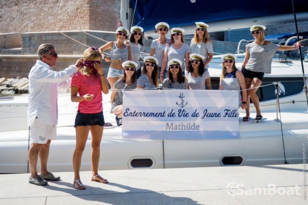 Alquiler de barcos Marsella barato de Bahia 46