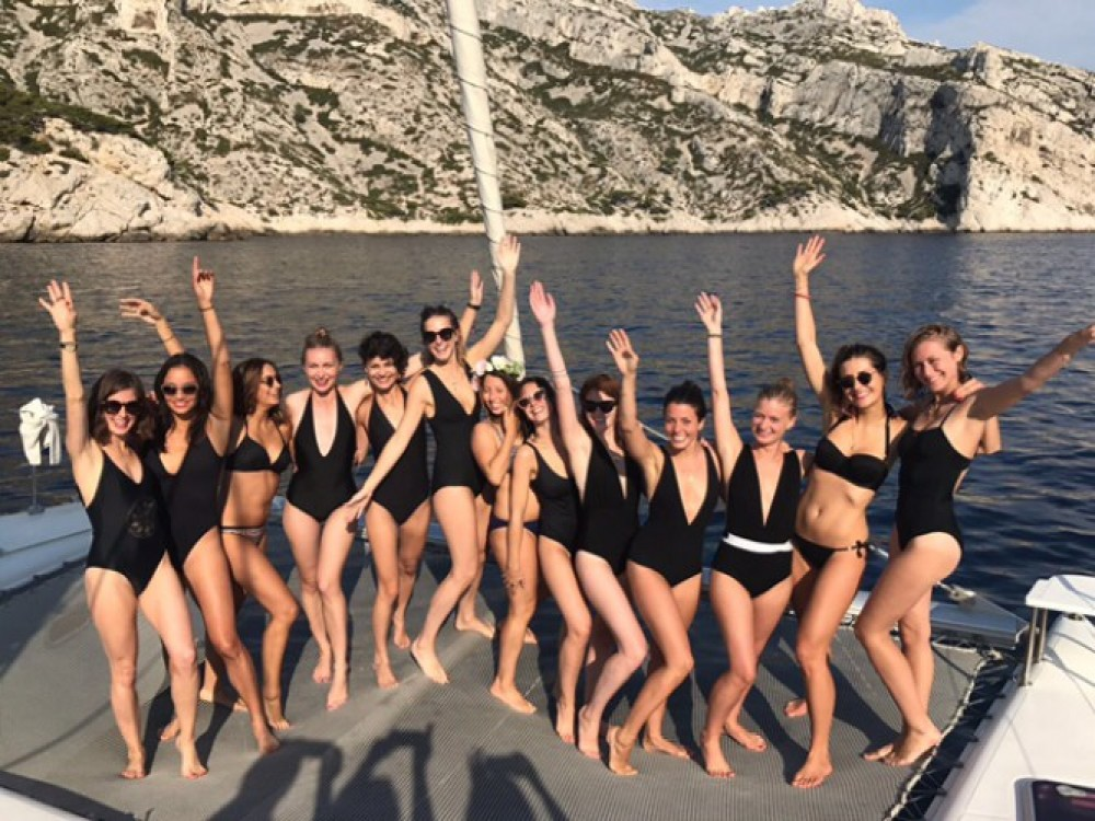 Catamarán para alquilar Marsella al mejor precio