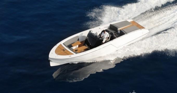 Alquiler de yate Saint-Tropez - Frauscher 1017 LIDO en SamBoat