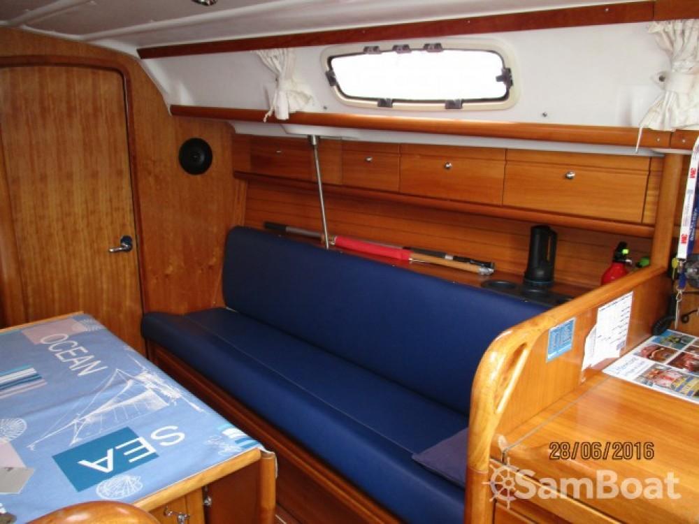 Alquiler de Bavaria Cruiser 30 en Arzal