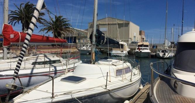 Velero para alquilar Canet-en-Roussillon al mejor precio